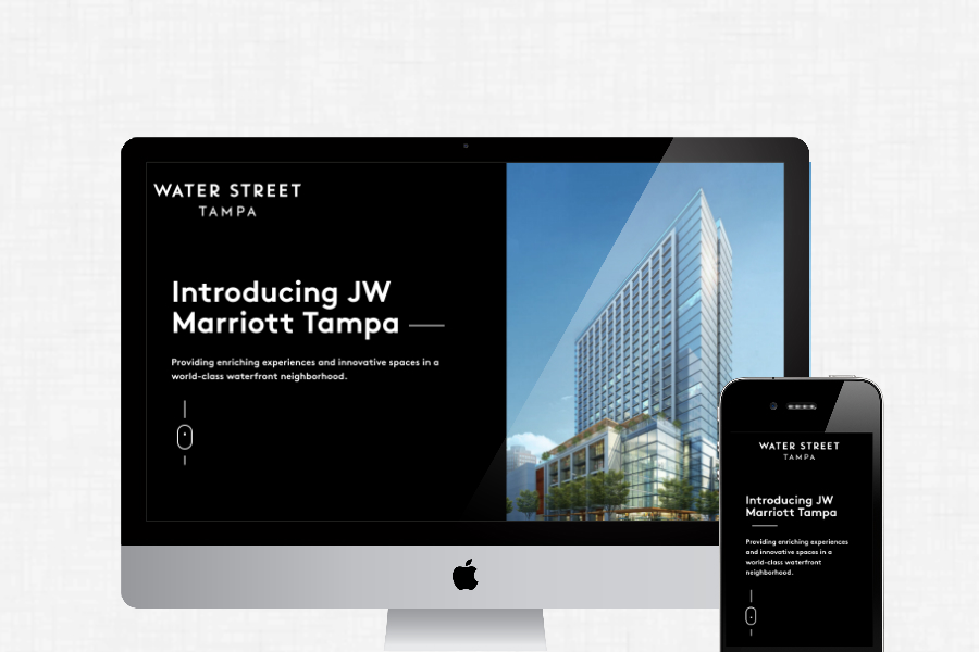 The JW Marriott Tampa