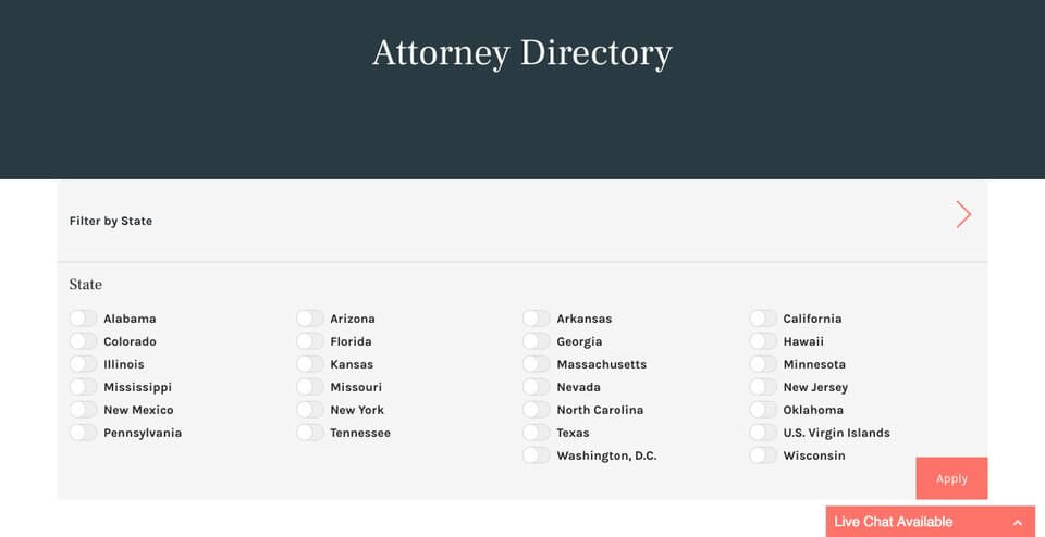 merlin attorney directory image